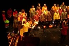 En el Teatro Nacional Cervantes