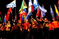 Los de atras vienen conmigo en el Teatro Nacional Cervantes