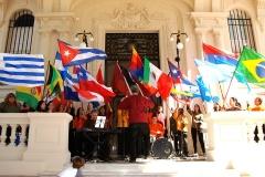 En el Museo de Arte Tigre el 24 de marzo de 2011